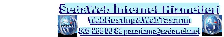 SedaWeb İnternet Hizmetleri